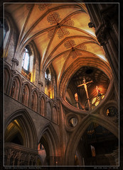 Darkness (Edd Noble) Tags: nikon cathedral wells 1755mmf28g soe hdr manfrotto outstandingshots 9xp hotfuzz