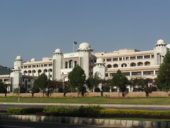 The President House, islamabad