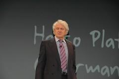 Hasso Plattner, SAP