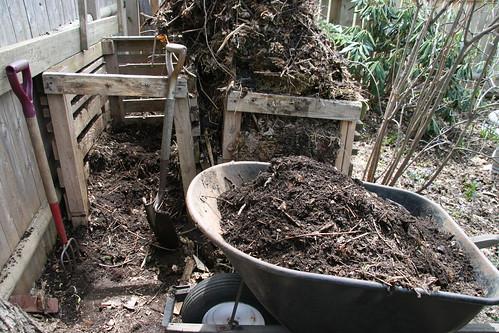 bins with barrow
