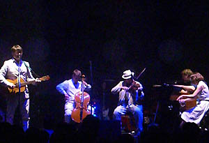 The Decemberists, the Warfield, April 26, 2007