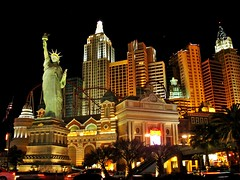 I Heart NY - Vegas style (bekahpaige) Tags: nyc travel vegas usa night lights hotel neon cityscape nightscape unitedstates lasvegas nevada fake casino replica northamerica empirestatebuilding statueofliberty chryslerbuilding newyorknewyork blueribbonwinner supershot abigfave aplusphoto diamondclassphotographer flickrdiamond superhearts flickrelite platinumheartaward
