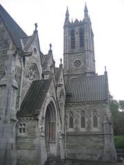 Gothic Church at Kylemore Abbey in Connemara (rmcgervey) Tags: ireland abbey connemara kylemore
