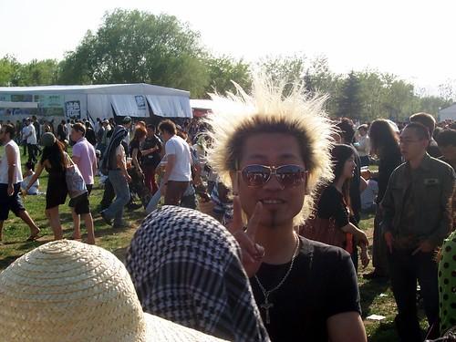 Midi hair 1