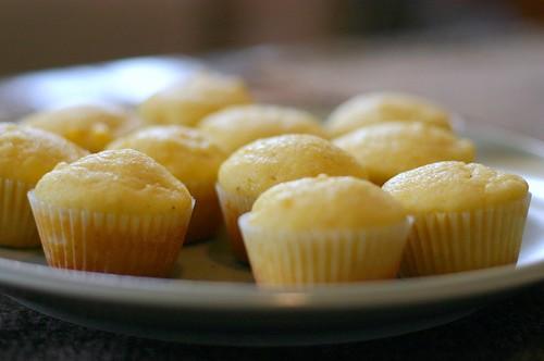 dorie greenspan's corniest corn muffins