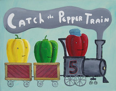 Catch the Pepper Train