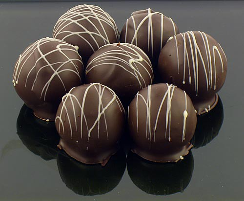 Mocha Truffles Recipes - Chocolate Recipes | Cake Galleries | Wedding ...