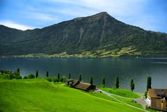 Taste of Switzerland (sprintist86) Tags: sea mountain landscape switzerland nikon scenery naturesfinest d80 mywinners anawesomeshot travelerphotos