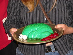 Green Brain Jello by technochick on Flickr (Creative Commons BY-SA)