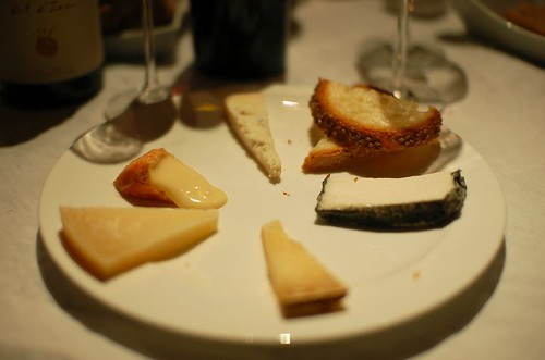 9th Course: Cheese
