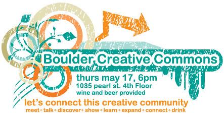 Boulder Creative Commons