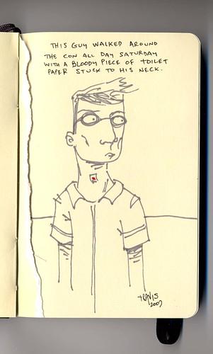ape sketch 3