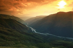 Can del Chicamocha, Colombia (RoryO'Bryen) Tags: voyage travel viaje sunset latinamerica southamerica beautiful clouds canon river landscape atardecer interesting travels colombia quality paisaje rory valley stunning hermoso hermosa kolumbien americas santander coucherdesoleil amricalatina colombie amriquedusud amriquelatine naturesfinest sudamrica amricadelsur chicamocha eos5d latinoamrica supershot flickrsbest obryen abigfave candelchicamocha superaplus aplusphoto roryobryen diamondclassphotographer roarsthelion fiveflickrfavs skyascanvas copyrightroryobryen