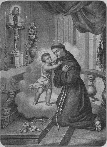 St Anthony of Padua, Feast: June 13th