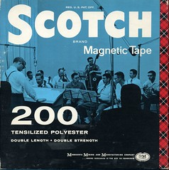 Scotch Magnetic Tape box