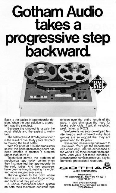 Telefunken 1974