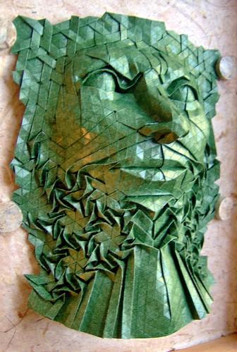 Joel Cooper's Green Man