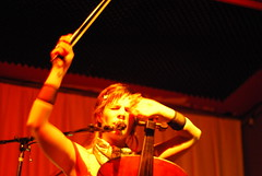 Bonfire Madigan at the Hemlock Tavern (Steve Rhodes) Tags: sanfrancisco music concert live livemusic performance cello madigan bonfiremadigan hemlocktavern madiganshive