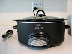New crock-pot
