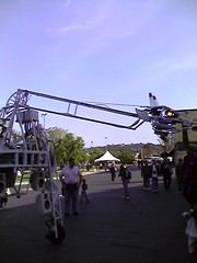Robot Giraffe [Maker Faire]