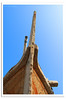 Take the lead (Hussain Shah.) Tags: blue sky port d50 boat wooden nikon ship kuwait 1855mm nikkor lead kuwaiti doha muwali