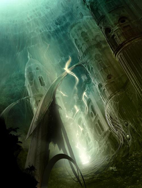 Art, Design, Fantasy Graphics