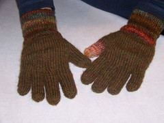 Ultra Alpaca Gloves