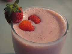 Strawberry Smoothie 2
