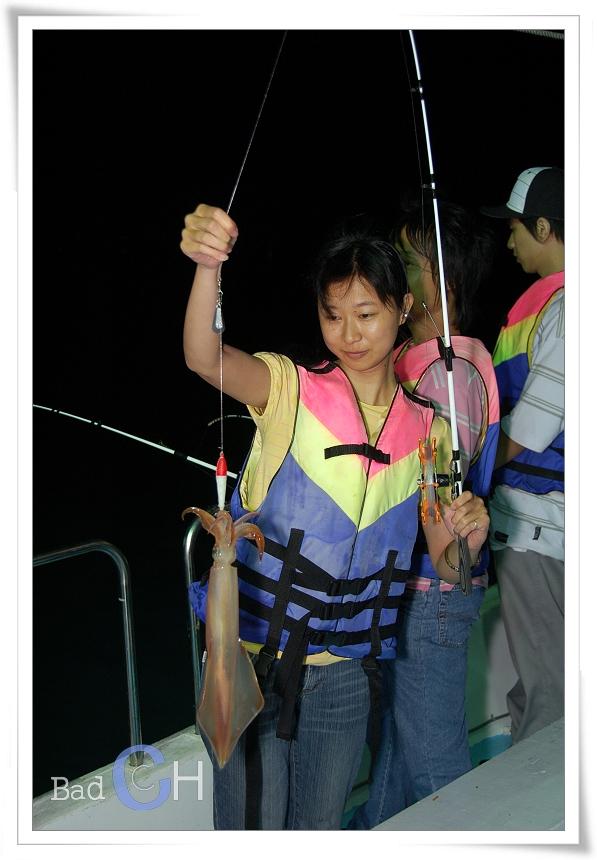 晶翔號-夜釣小管