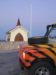 Altovista Chapel