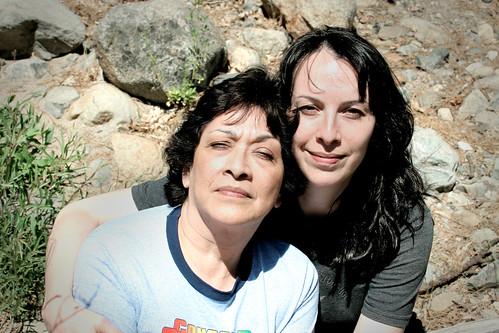 Julia & her Ma