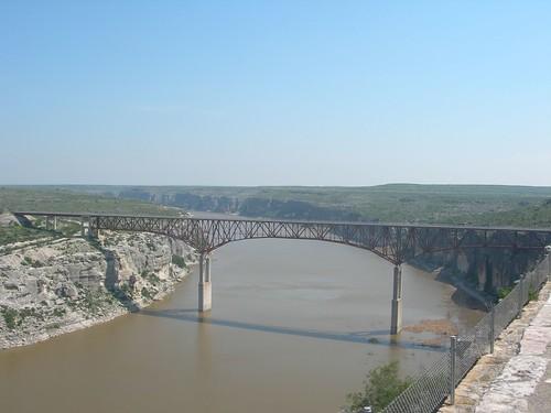 Bridge over Pecos River