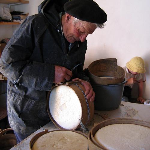 Henri cercle les fromages
