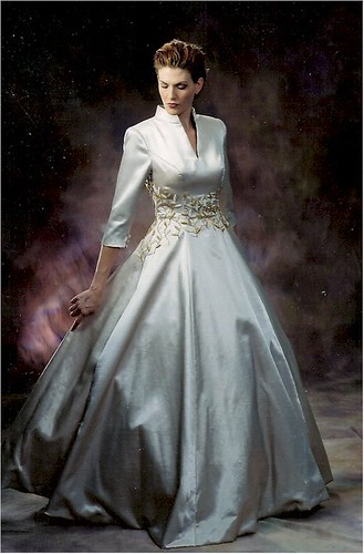 Long Sleeve Wedding Dresses 2