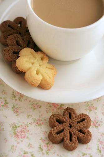flower cookies #3