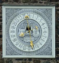 24 hour clock (sillie_R) Tags: clock architecture time hour czechrepublic klatovy
