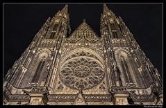 Praha - Prague_Pražský hrad_Prague Castle_Katedrála sv. Víta_St. Vitus Cathedral (ferdahejl) Tags: prahaprague pražskýhrad praguecastle katedrálasvvíta stvituscathedral czphoto