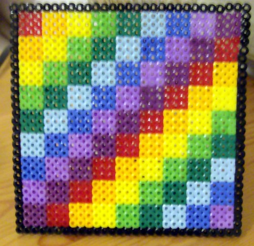 perler bead patterns. Perler bead mosaic