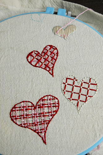Valentines Embroidery