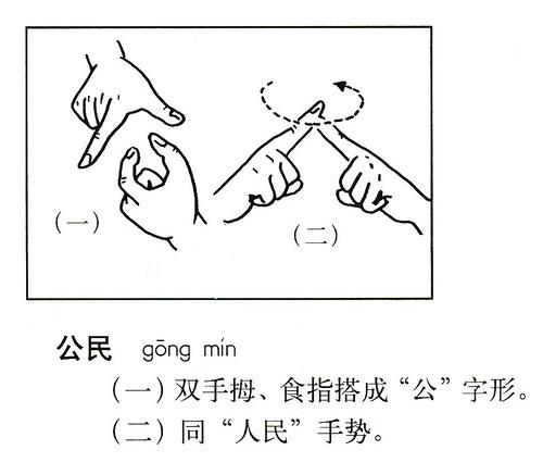 Sign: 公民