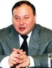 Former Russian Prime Minister Yegor Gaidar