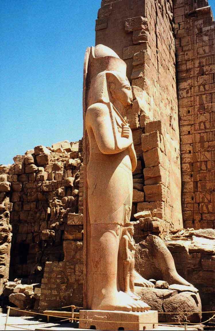 Ramses-Figur
