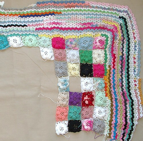 coat of many colors blanket