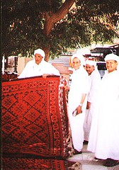 traders of carpet (Opusbey) Tags: mountain carpet tapis algerie trader aflou laghouat