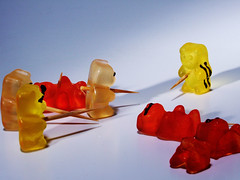 "Gummy Bear Movie, ""Kill Bill"""