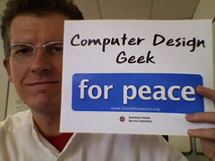 computer design geek for peace