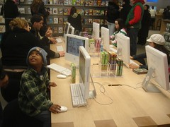 apple store (CBonline) Tags: newyork work michael fifthavenue christophe bigapple