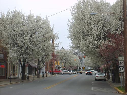 Woodstown Main Street