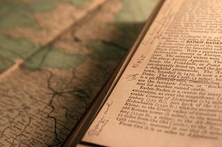 Marginalia and the Map