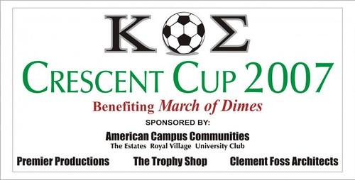 Crescent Cup 2007